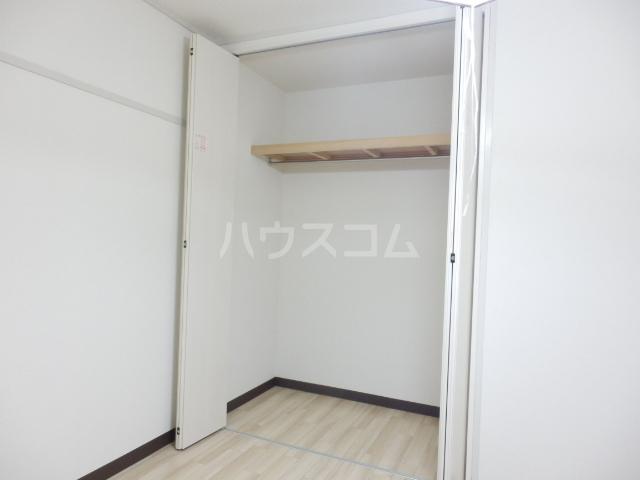 プレディオ鷺沼第Ⅱ 201号室の収納