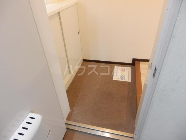 プレディオ鷺沼第Ⅱ 201号室の玄関
