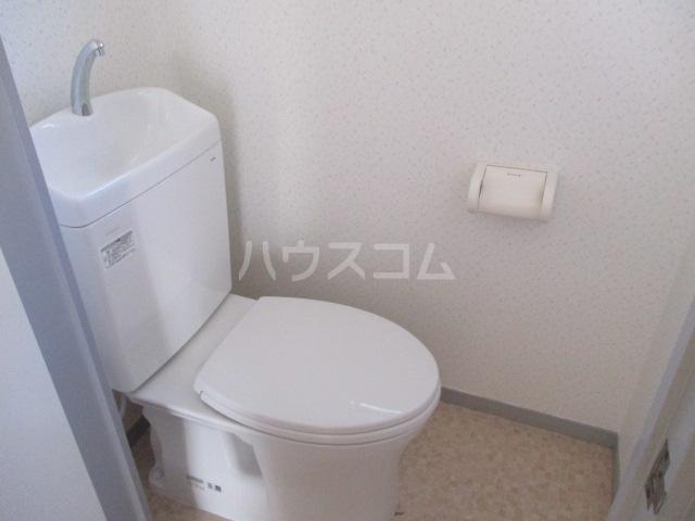 ハイツ小島A棟のトイレ