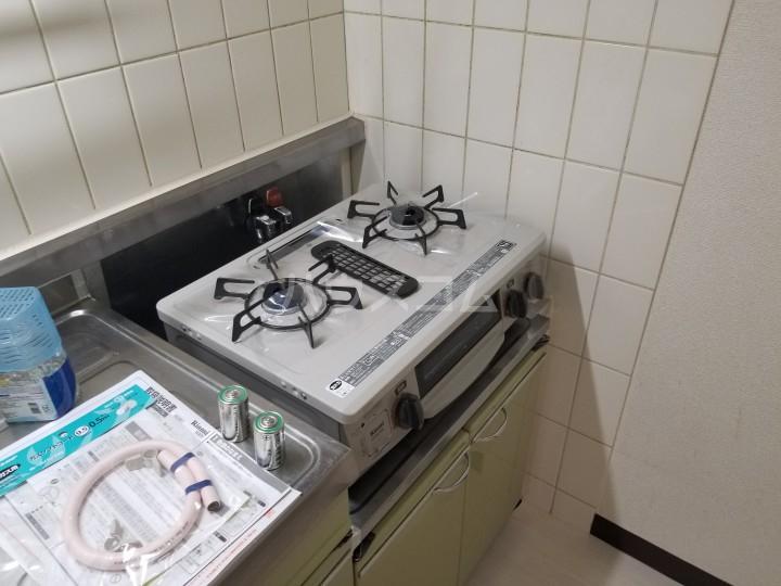 サンシティ西船 204号室のキッチン