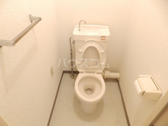 グリーンタウン石井 302号室のトイレ
