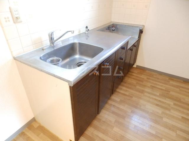 グリーンタウン石井 302号室のキッチン