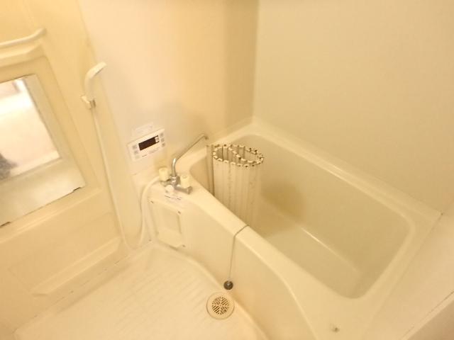 ボナール97 202号室の風呂