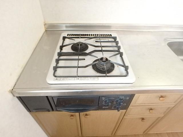 ボナール97 202号室のキッチン