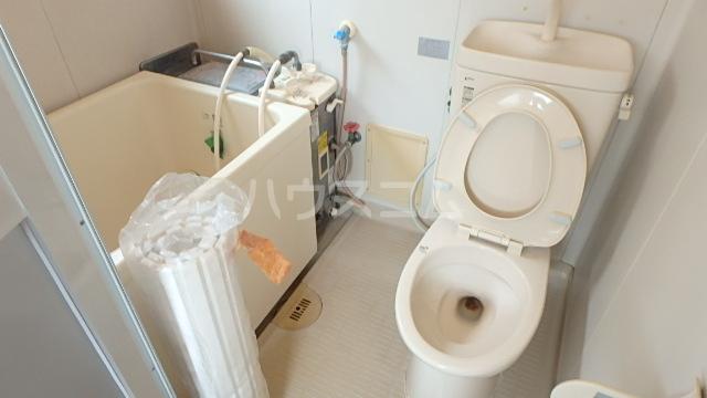 ロフティ太陽 101号室の洗面所