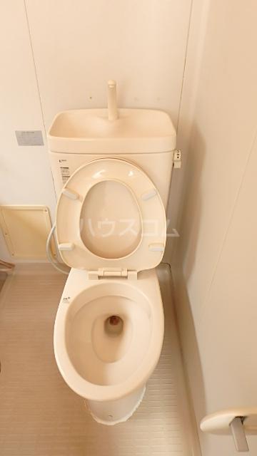ロフティ太陽 101号室のトイレ