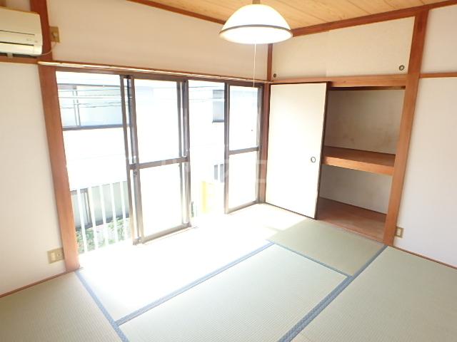 メゾン中山 201号室の居室