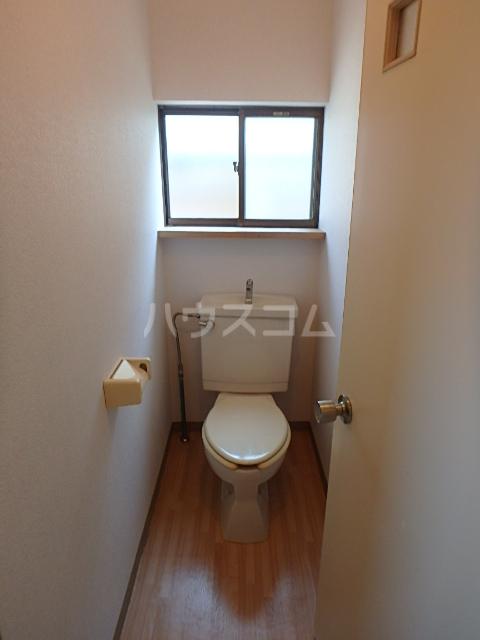 メゾン中山 201号室のトイレ
