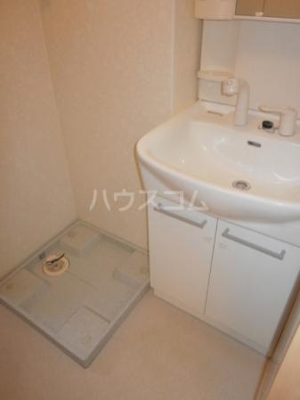 スカイタウン塚田 305号室の洗面所