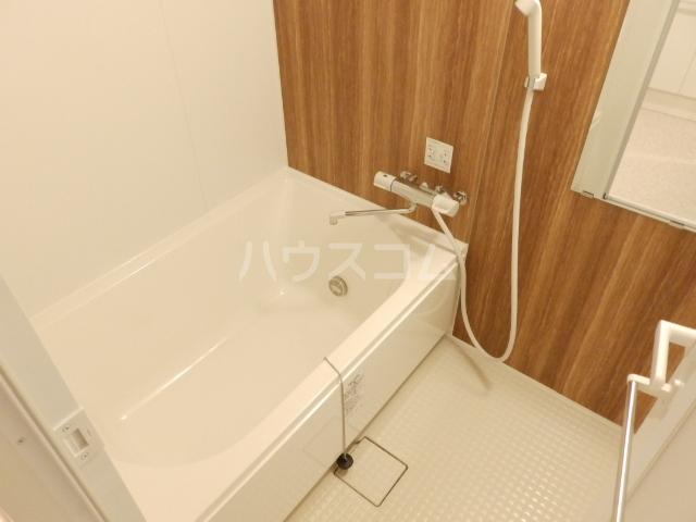 レ・ソール西船橋 107号室の風呂
