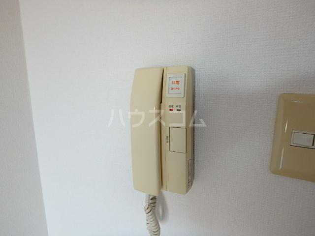 パルコート海神 206号室のセキュリティ