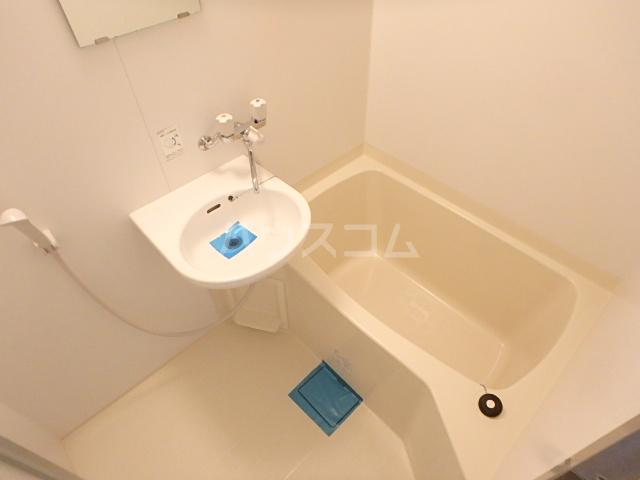 パルコート海神 206号室の風呂
