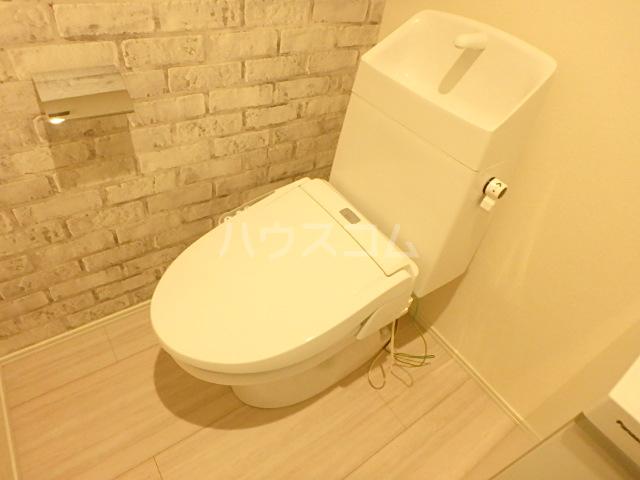 +CORE 401号室のトイレ