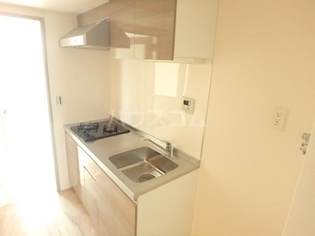 +CORE 401号室のキッチン