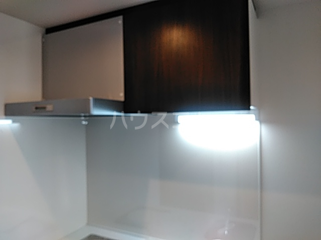 グランインフィニティ海神町 201号室のキッチン