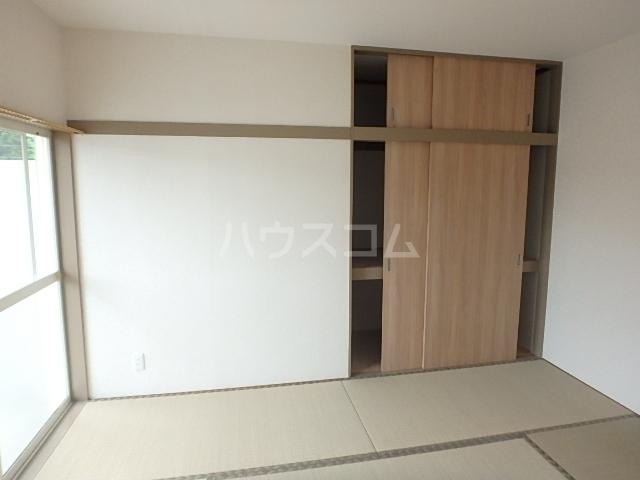 コスモクレール 201号室の居室