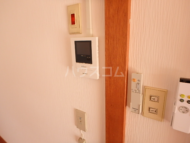プランドール 202号室のセキュリティ