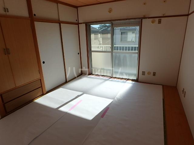 プランドール 202号室の居室