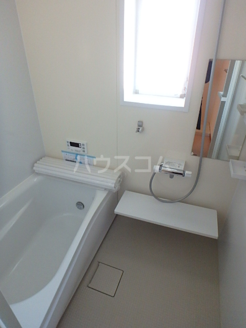プランドール 202号室の風呂