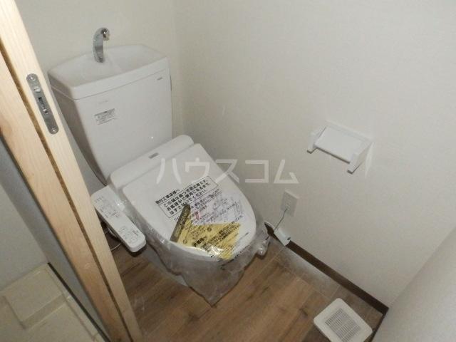 ベイシティ 106号室のトイレ