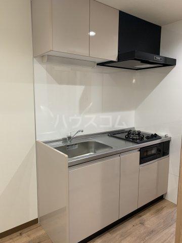 ベイシティ 202号室のキッチン