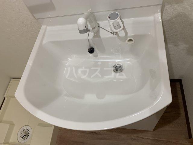 ベイシティ 301号室の洗面所