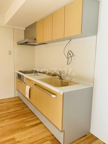 エルプレイス下総中山Ⅲ 108号室のキッチン