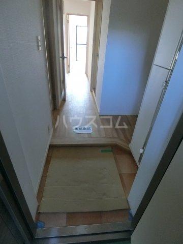 エルプレイス下総中山Ⅲ 201号室の玄関