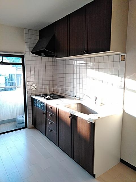 八王子3丁目マンション 203号室のキッチン