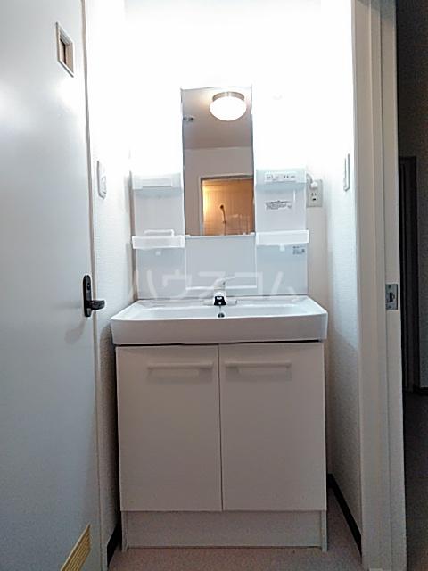 八王子3丁目マンション 203号室の洗面所
