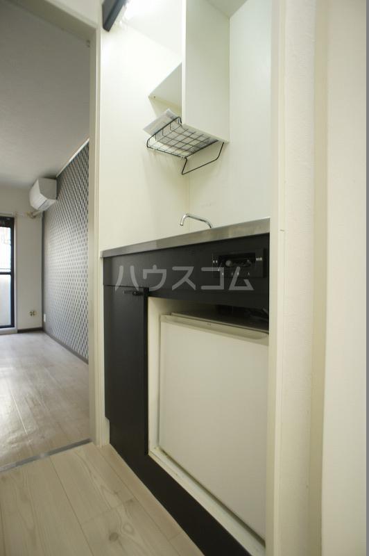 ジョイフル津田沼Ⅲ 101号室の収納