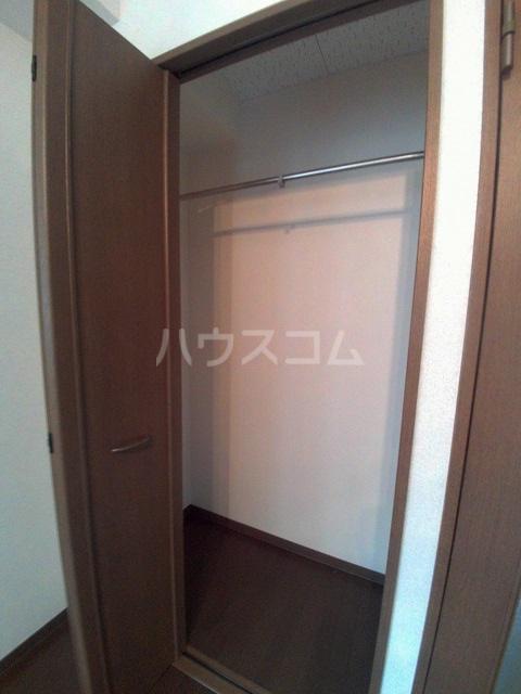 グランピエールK2 207号室の収納