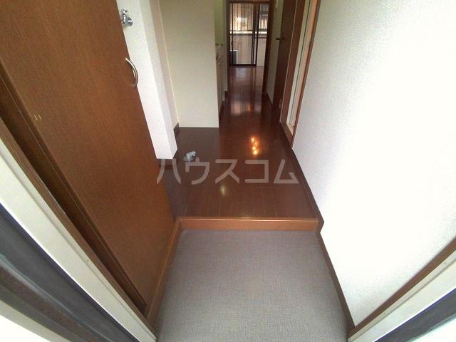 グランピエールK2 207号室の玄関