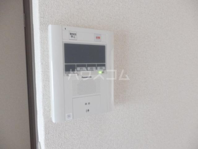 ウエストウイング 204号室のセキュリティ