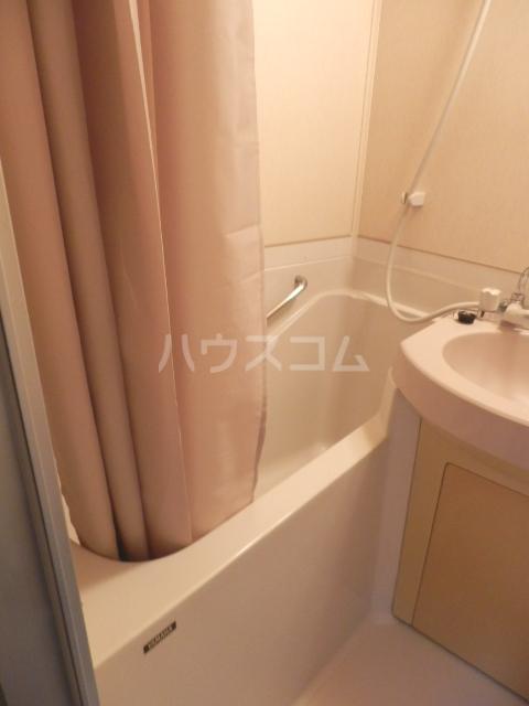 ウエストウイング 204号室の風呂