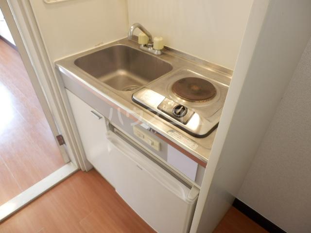 フォーレスト・リバー 301号室のキッチン