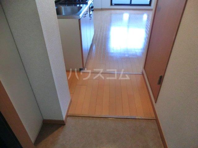 ルロワ津田沼 202号室の玄関
