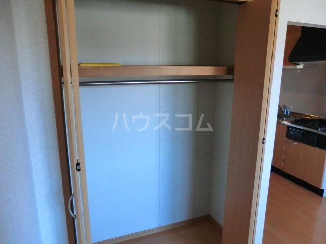 ルロワ津田沼 202号室の収納
