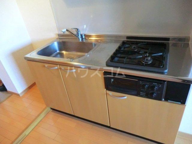 ルロワ津田沼 202号室のキッチン