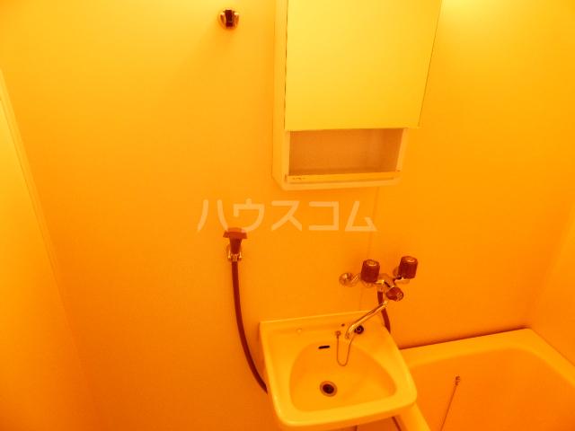 グリシーヌ藤崎Ⅱ 202号室の洗面所