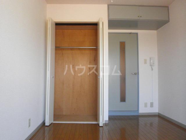 ゼファ・エス 309号室の収納