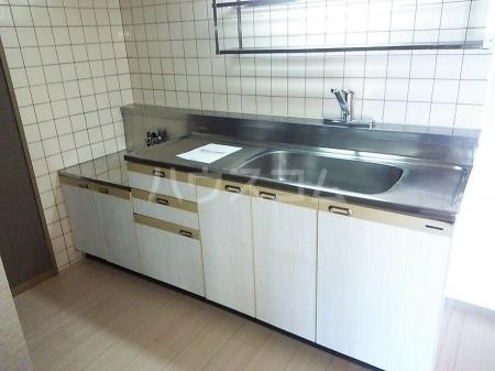 ファーストコーポ幕張本郷 307号室のキッチン