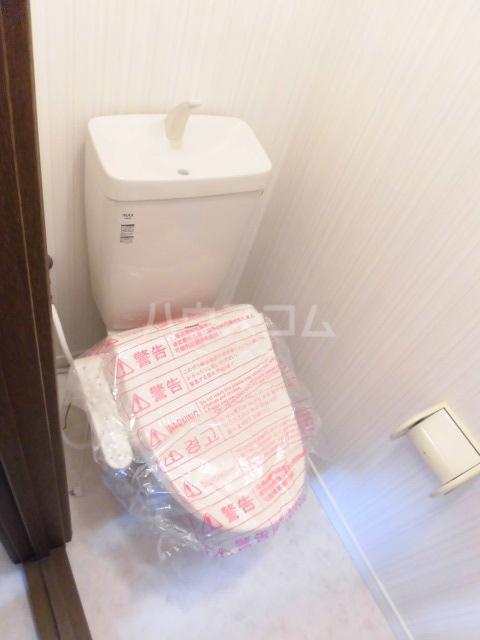 レジデンス大沢 101号室のトイレ