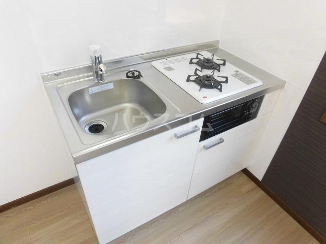 レジデンス大沢 101号室のキッチン