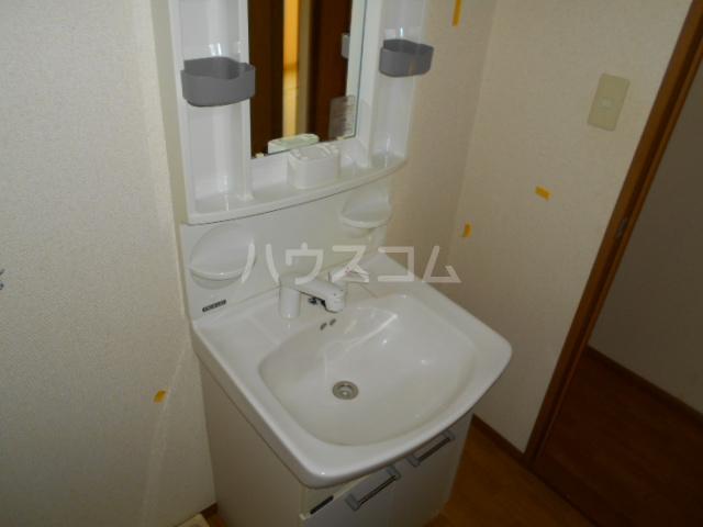 サンエミネントⅡ 203号室の洗面所