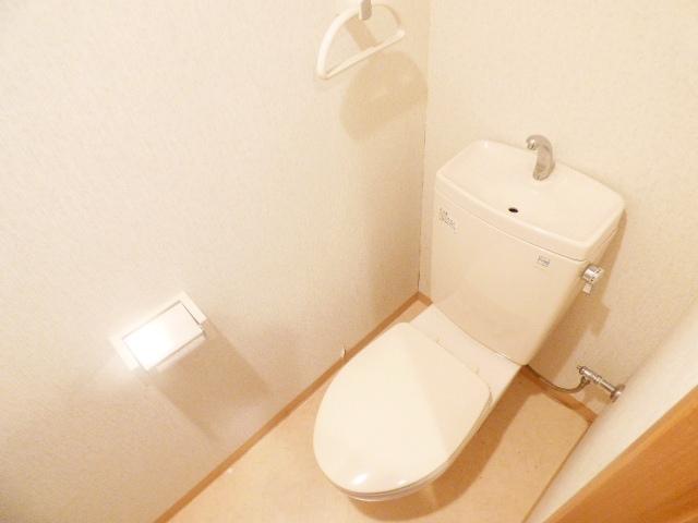 イマヴリューマンション 306号室のトイレ