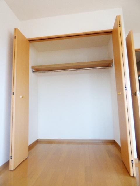 イマヴリューマンション 306号室の収納