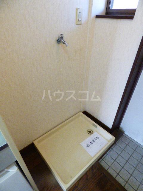 ヒルトップ花咲 210号室の設備