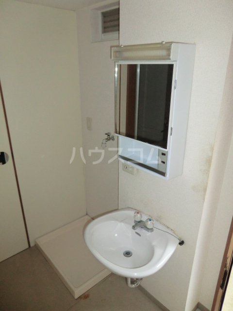 ソフィア 102号室の洗面所