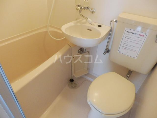 ジュネパレス津田沼第5 402号室の風呂